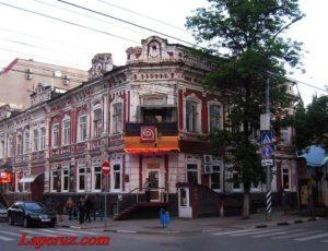 Дом В.М. Беклемишева — Саратов, улица Волжская, 19