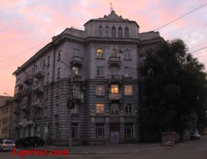 Дом Судоремзавода — Саратов, улица Лермонтова, 31