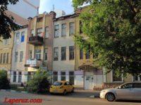 Дом Х.А. Ялымова — Саратов, улица Яблочкова, 24