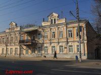 Дом Зейферт (Детская поликлиника №3) — Саратов, улица Московская, 40