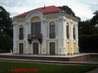 Павильон «Эрмитаж» — Петергоф