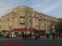 Здание ОАО «Гипрониигаз» — Саратов, проспект Кирова, 54