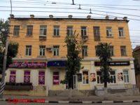 Главный дом усадьбы А.М. Масленникова — Саратов, улица Горького, 8А