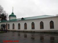 Хозяйственный корпус — Спасо-Преображенский монастырь в Ярославле
