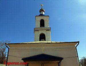 Казанско-Богородицкая церковь — Чистополь, улица Карла Маркса, 67