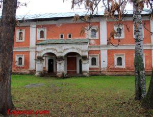Келейный корпус — Спасо-Преображенский монастырь в Ярославле