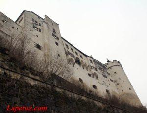 Крепость в Зальцбурге