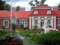 Дворец «Монплезир» — Петергоф