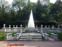 Фонтан «Пирамида» — Петергоф