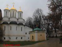 Спасо-Преображенский собор — Спасо-Преображенский монастырь в Ярославле