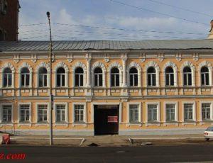 Доходный дом — Саратов, улица Киселёва, 38