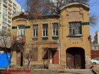 Жилой дом — Саратов, улица Киселёва, 56