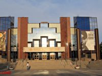 Саратовский академический театр юного зрителя имени Ю.П. Киселёва — Саратов, площадь имени Ю.П. Киселёва, 1