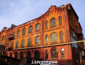 Шоколадная фабрика братьев Миллер — Саратов, улица Астраханская, 102