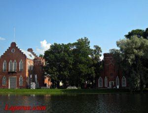 Адмиралтейство — Екатерининский парк, Царское село