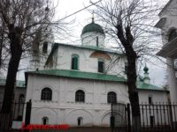 Церковь Николы Надеина — Ярославль, Народный переулок, 2А