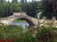 Горбатый мост — Дворцовый парк, Гатчина
