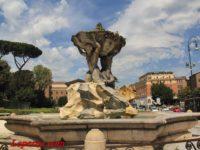 В Риме запретили трапезничать возле фонтанов