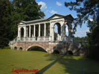 Мраморный мост — Екатерининский парк, Царское село
