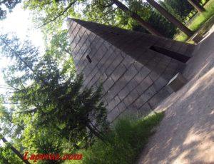 Пирамида — Екатерининский парк, Царское село