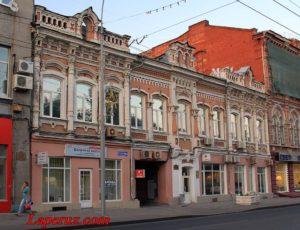 Жилой дом — Саратов, улица Московская, 86