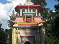 Скрипучая беседка — Екатерининский парк, Царское село