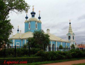 Сампсониевский собор — Санкт-Петербург, Большой Сампсониевский проспект, 41
