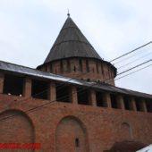 Смоленск получит более 1 миллиарда рублей на реставрацию крепостной стены