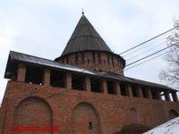 В Смоленске закрыли музей в Громовой башне
