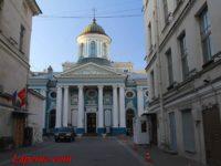 Церковь святой Екатерины — Санкт-Петербург, Невский проспект, 40-42