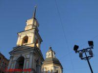 Церковь Симеона и Анны — Санкт-Петербург, улица Моховая, 48