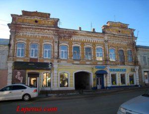 Жилой дом — Вольск, улица Коммунистическая, 21