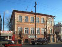 Жилой дом — Вольск, улица Коммунистическая, 20