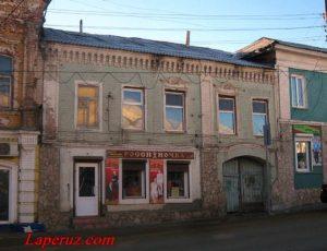 Жилой дом — Вольск, улица Коммунистическая, 23