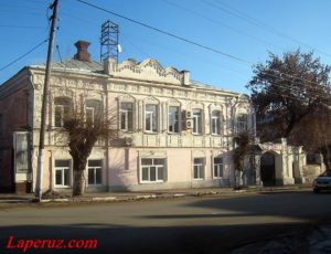 Жилой дом — Вольск, улица Коммунистическая, 26