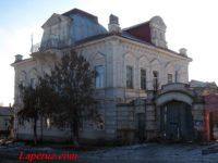 Дом купца Парфёнова — Вольск, улица Комсомольская, 32