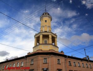 Съезжий дом Спасской части — Санкт-Петербург, улица Садовая, 58