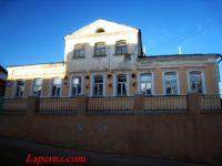 Особняк (МДОУ «Детский сад №5») — Вольск, улица Октябрьская, 102