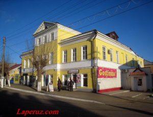 Особняк — Вольск, улица Революционная, 22