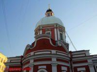 Пантелеимоновская церковь — Санкт-Петербург, улица Пестеля, 2А