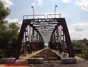 Поездка в Петровск: горелый мост и тайная комната