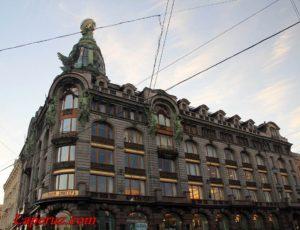 Дом компании «Зингер» — Санкт-Петербург, Невский проспект, 28