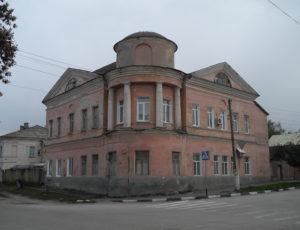Дом Брюханова — Вольск, улица Чернышевского, 65