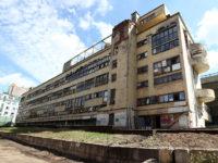 В Москве планируют реконструировать Дом Наркомфина