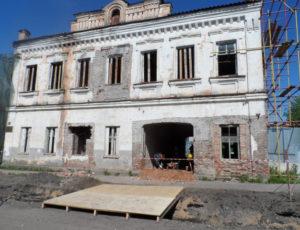 Дом Пономарёвой — Старая Русса, улица Энгельса, 8
