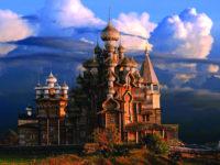 Реставрация Преображенской церкви в Кижах затянулась