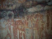 В Новгороде обнаружены фрески XII столетия