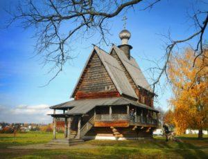 Никольская церковь — Суздальский кремль