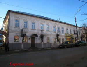 Жилой дом — Вольск, улица Коммунистическая, 33