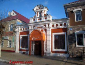 Жилой дом — Вольск, улица Революционная, 34